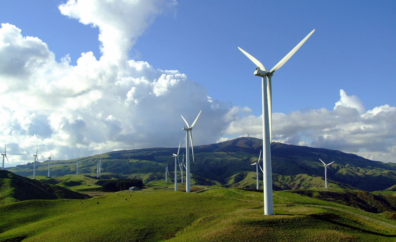 Wind Turbines – Blowing Fresh Energy Into our Future
